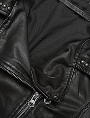 MDK / Munderingskompagniet - Aia leather jacket - skinnjackor - black - 2