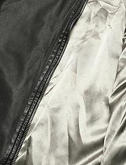 MDK / Munderingskompagniet - Carli thin leather jacket - skinnjackor - black - 5
