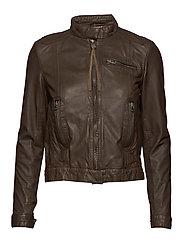 Karla thin jacket - BUNGEE CORD