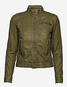 Karla thin jacket - CAPULET OLIVE