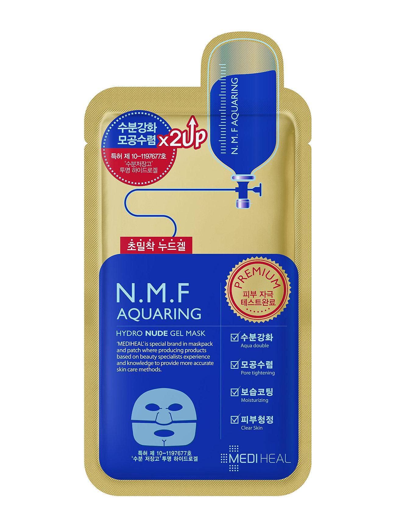 Image of Mediheal N.M.F Aquaring Nude Gel Mask Hudpleje Ansigtspleje Nude Mediheal (3413097005)