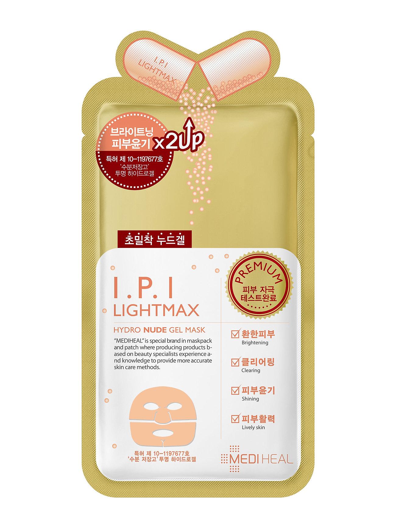 Mediheal Mediheal I.P.I Lightmax Nude Gel Mask - CLEAR
