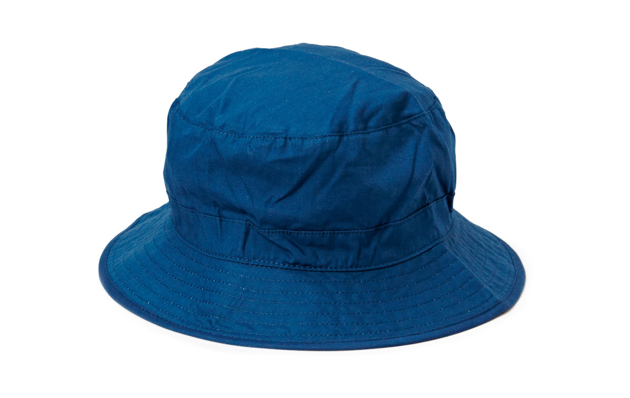 Melton Bucket Hat - Solid colour - 285/MARINE