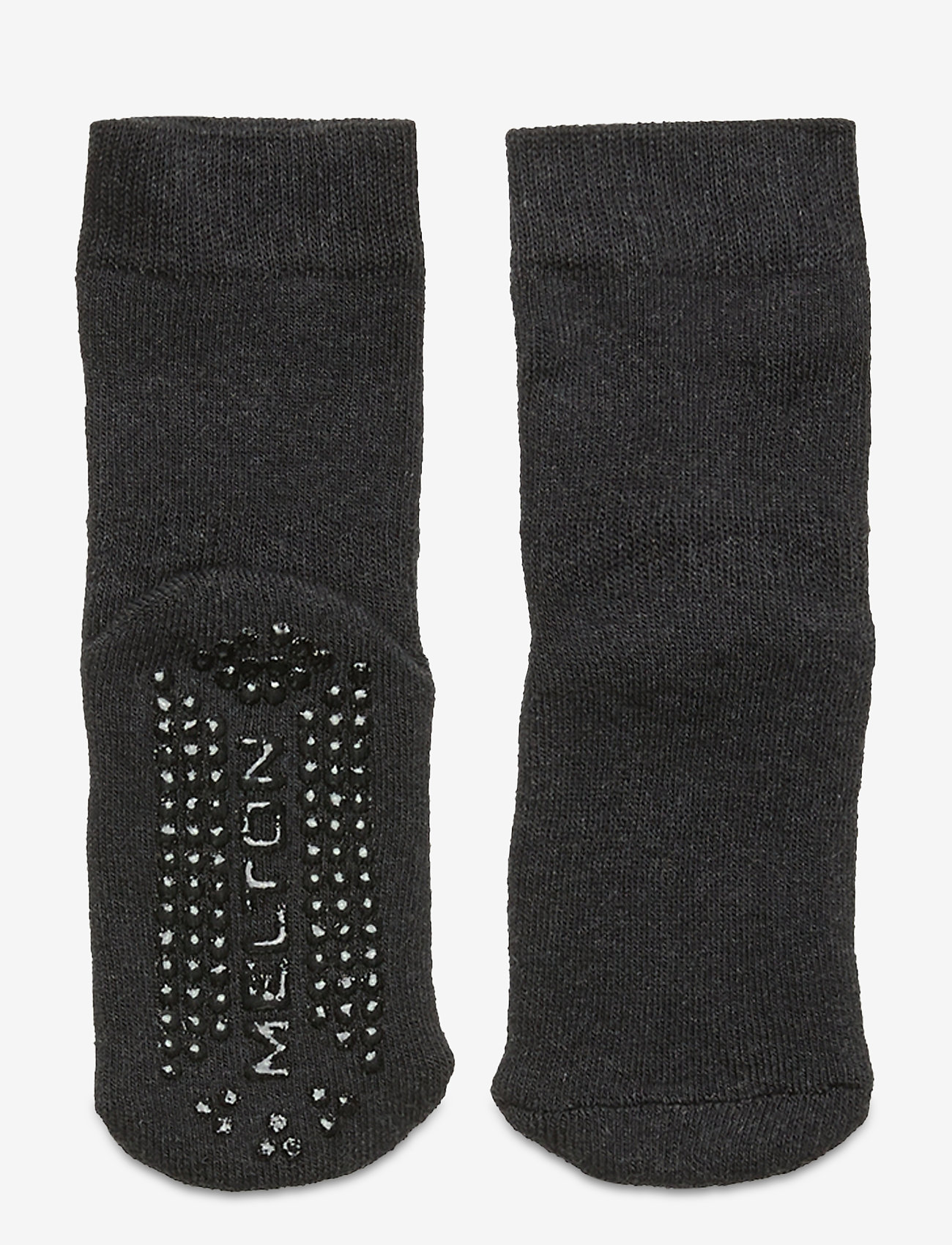 Melton - ABS Terry Sock - Let's Go - skarpetki - grey - 0