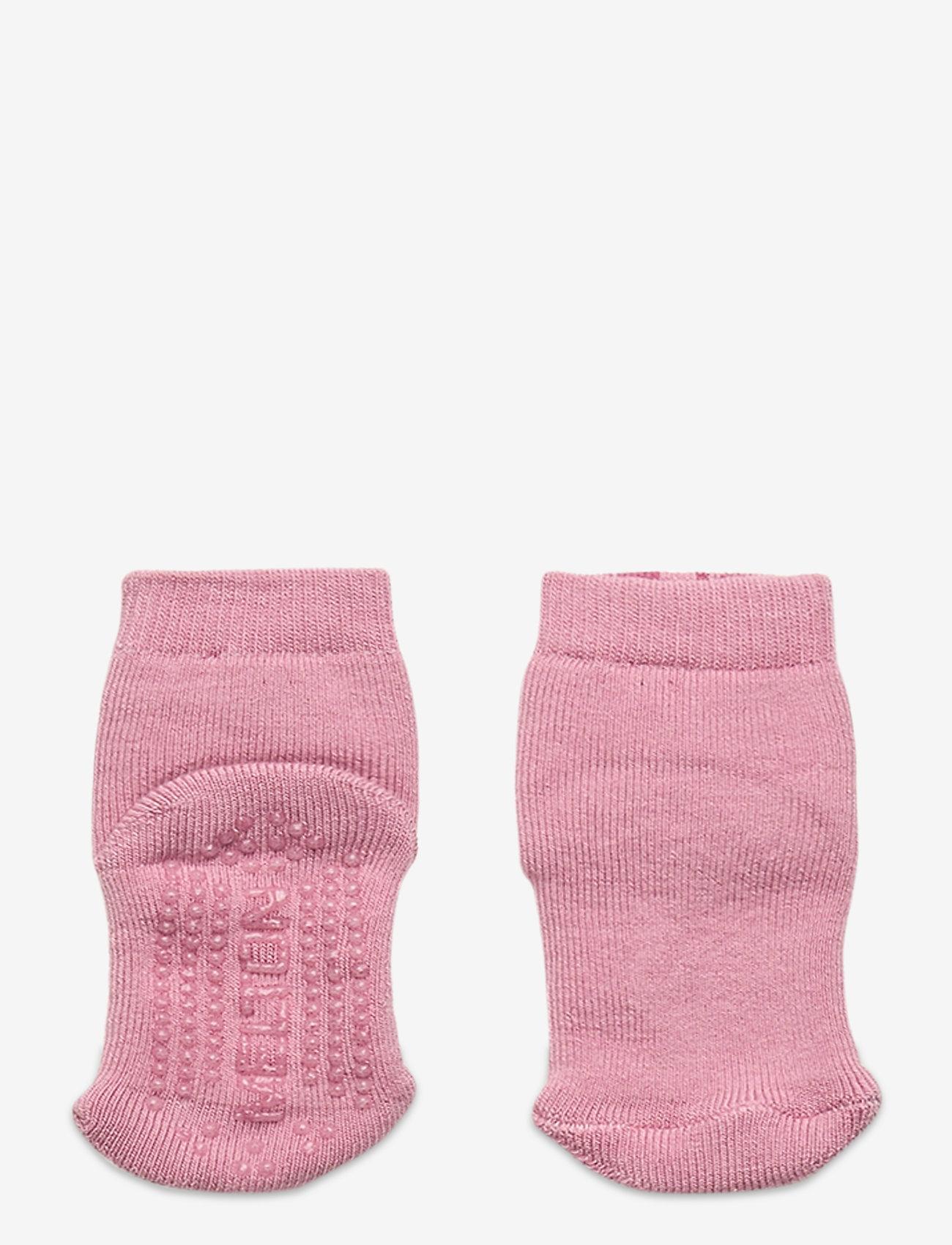 Melton - ABS Terry Sock - Let's Go - skarpetki - rose - 0