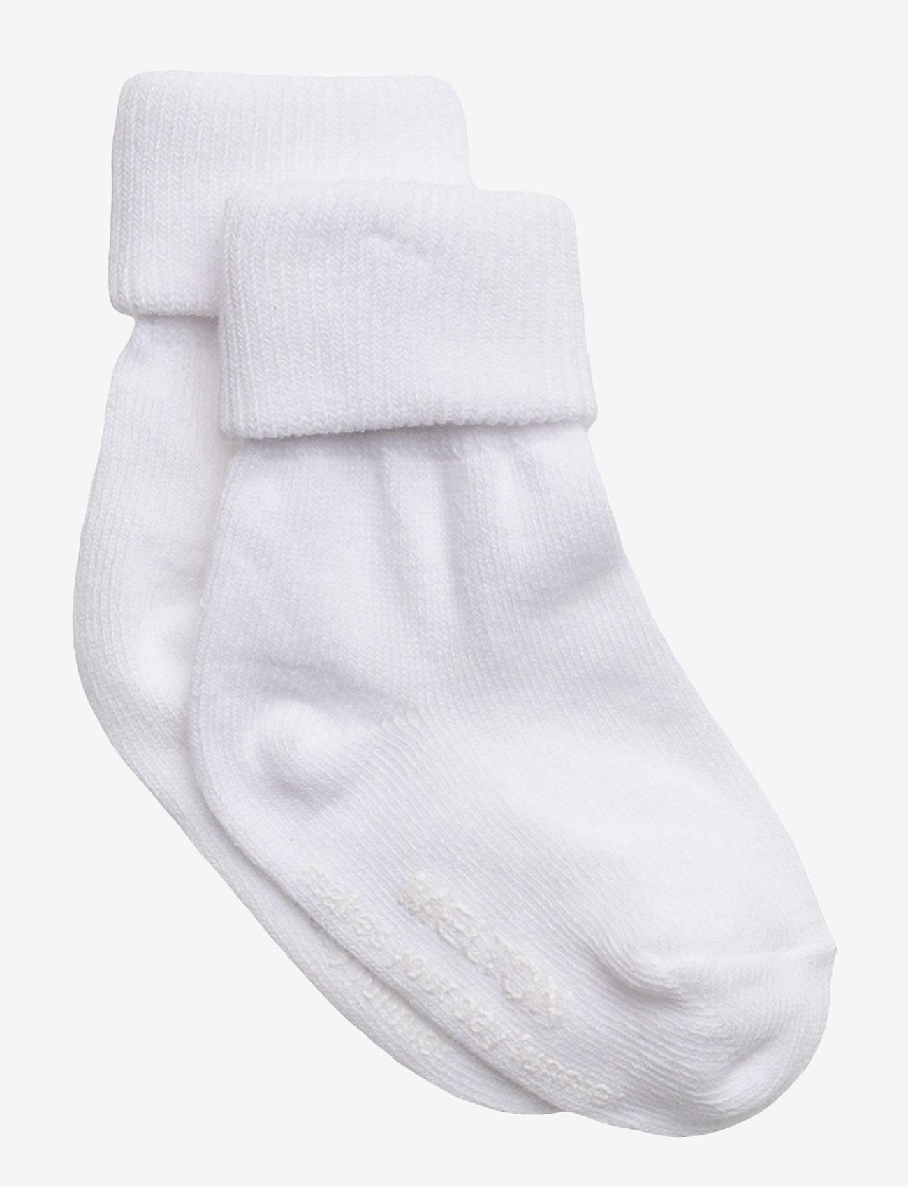 Melton - Sock ABS Anti-Slip - skarpetki - 100/white - 0