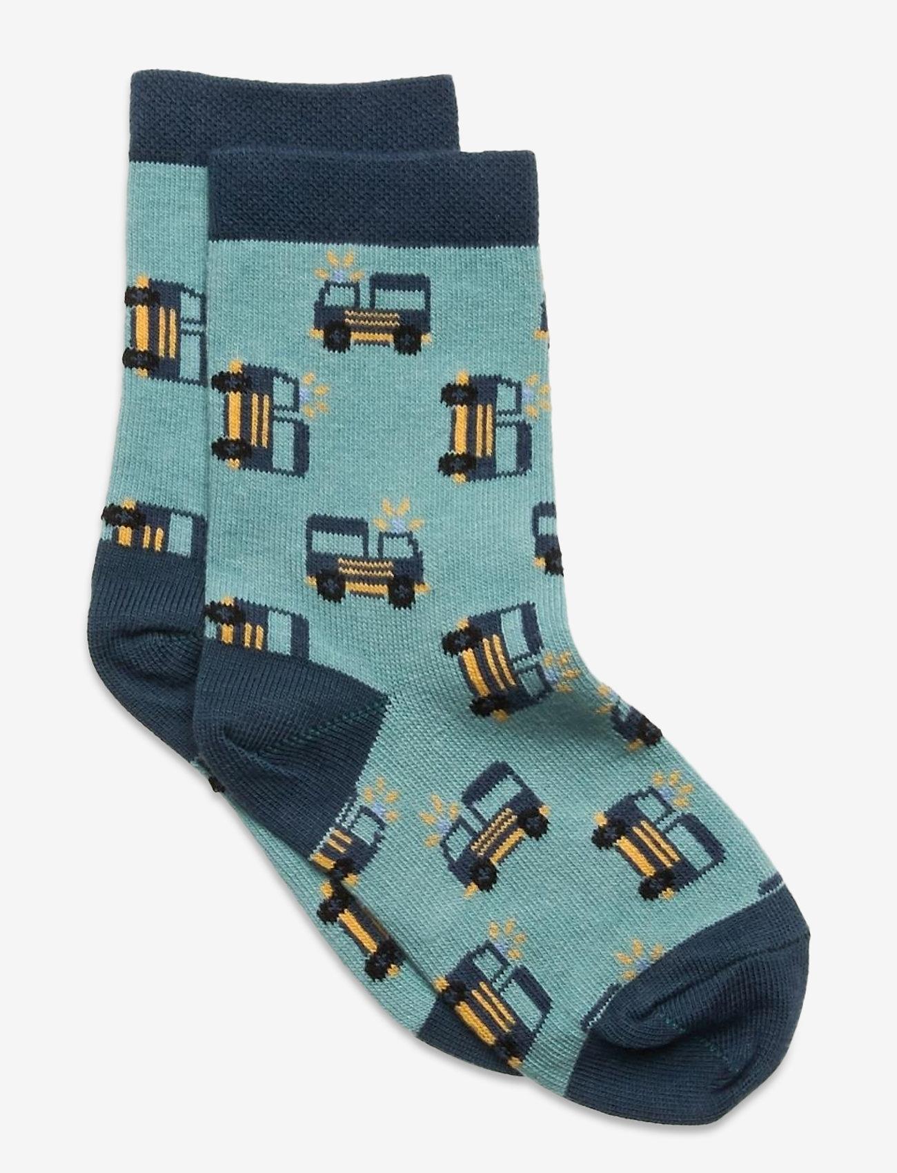 Melton - Jackson socks - skarpetki - blue - 0