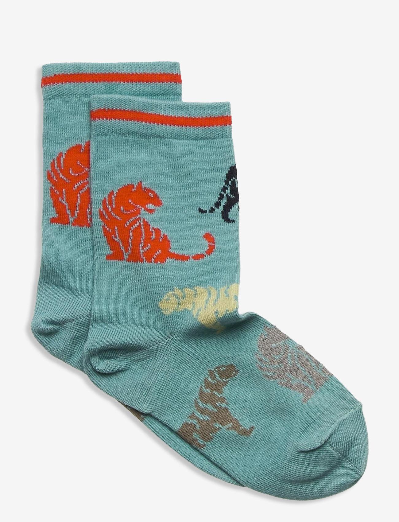 Melton - Dylan socks - skarpetki - blue - 0
