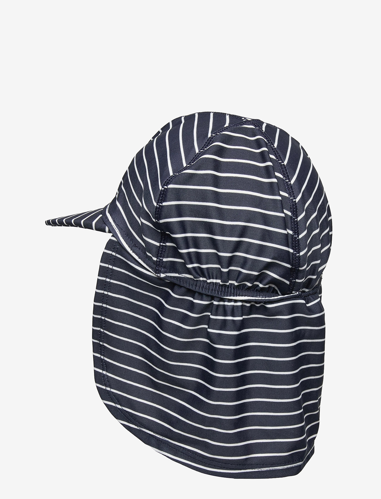 Melton - UV Swim Hat Stripe - czapki - blue - 1