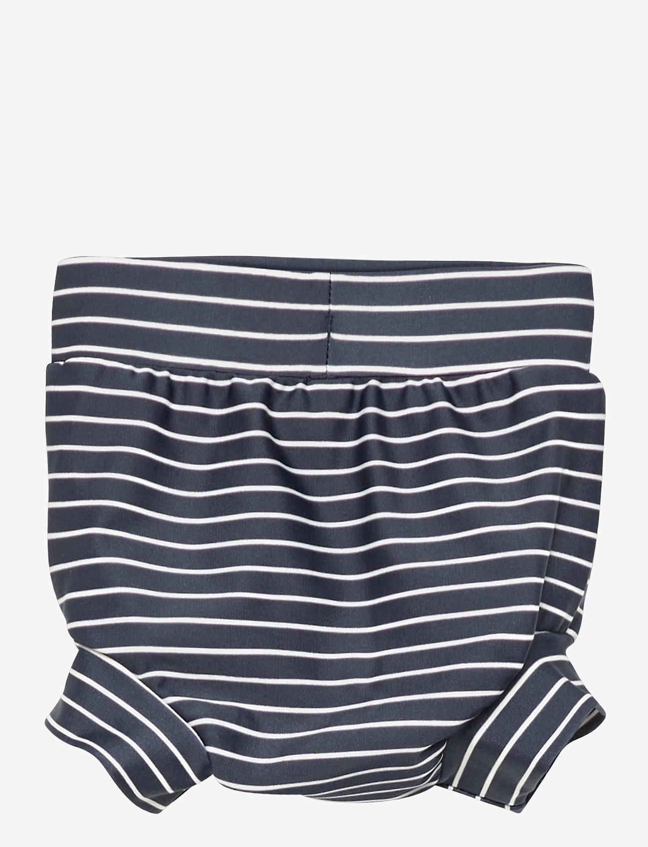Melton - UV Baby Swim Shorts - spodenki - blue - 1