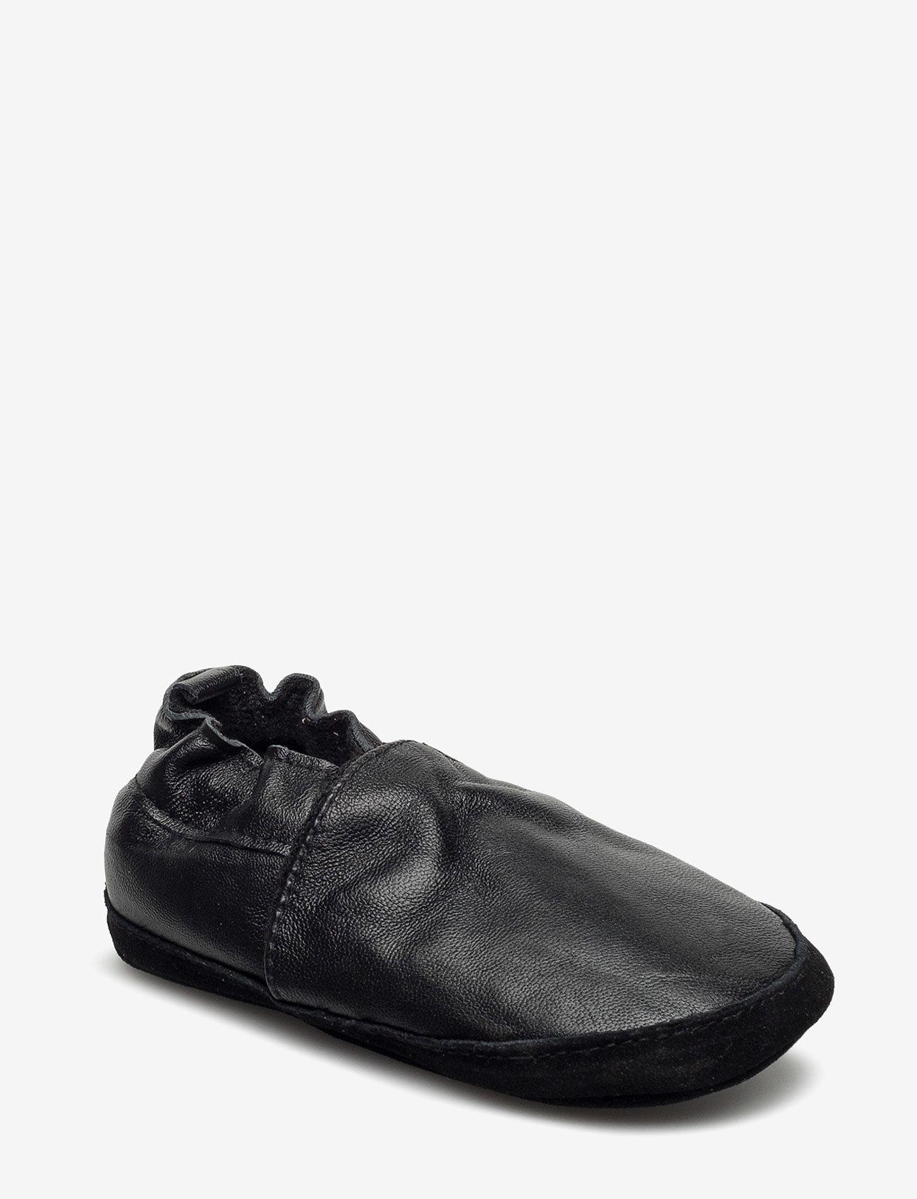 Melton - Leather shoe - Loafer - buty - 190/black - 0