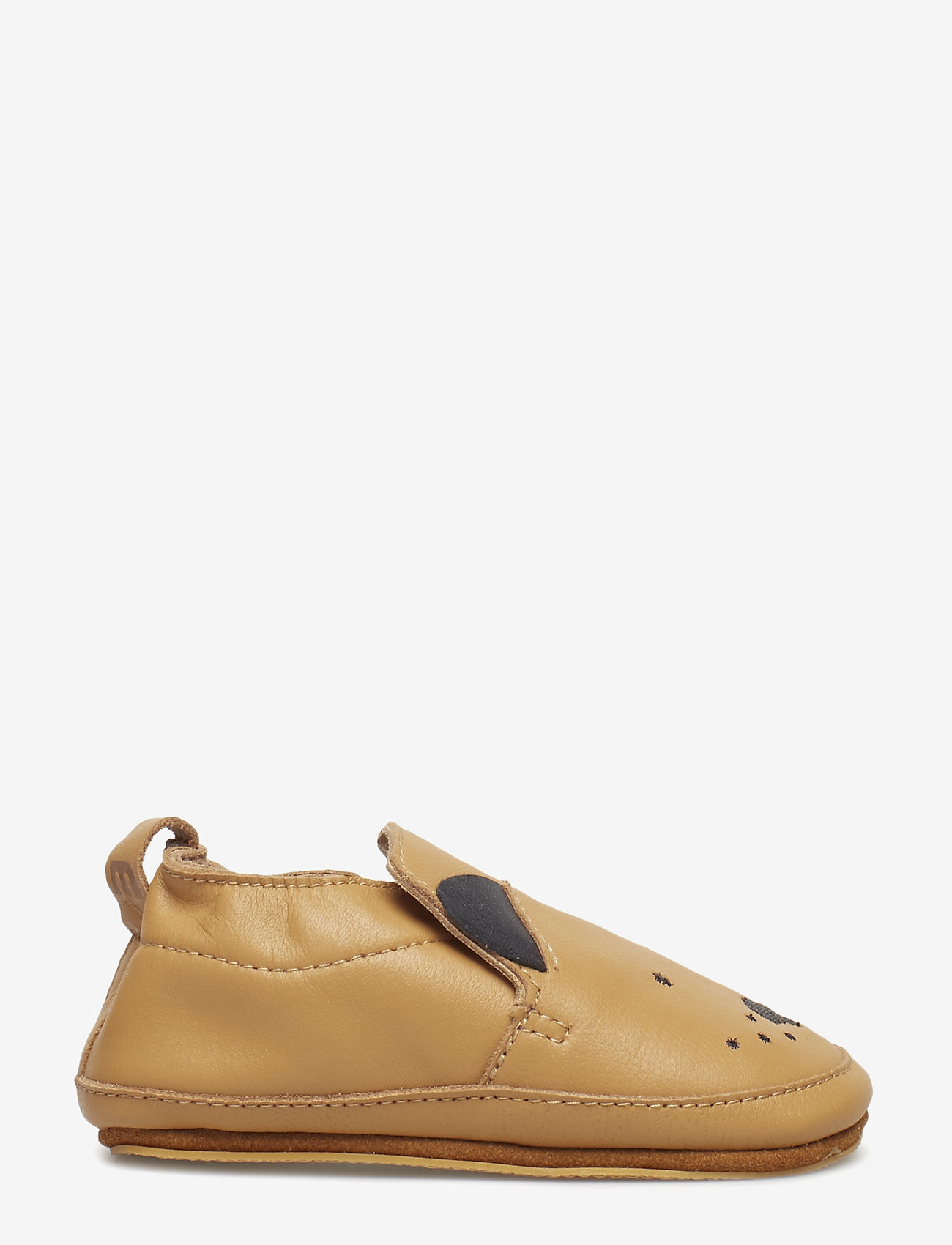Melton - Luxury Leather Shoe - Dog - schuhe - camel - 1