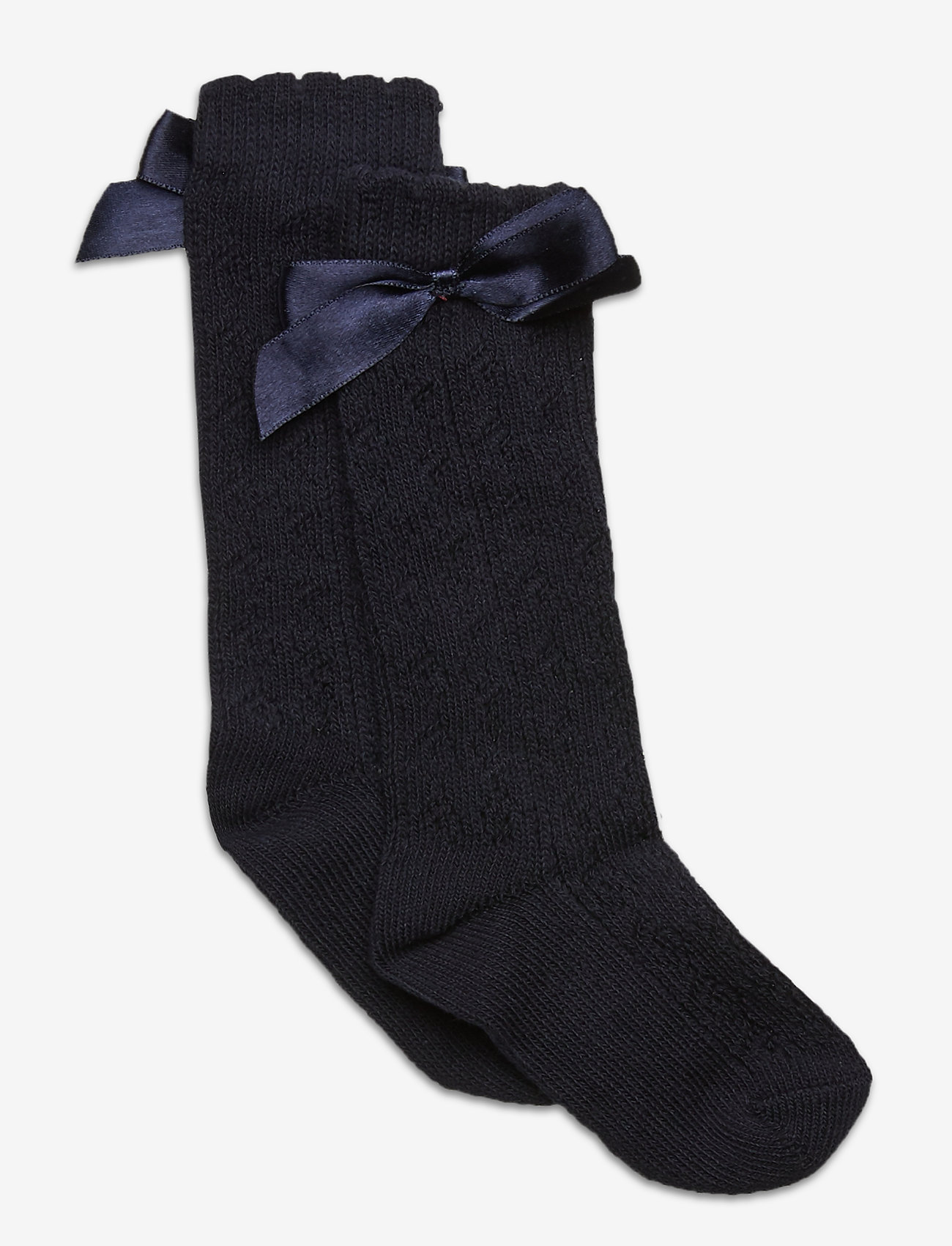 Melton - Florence knee socks - skarpetki - blue - 0