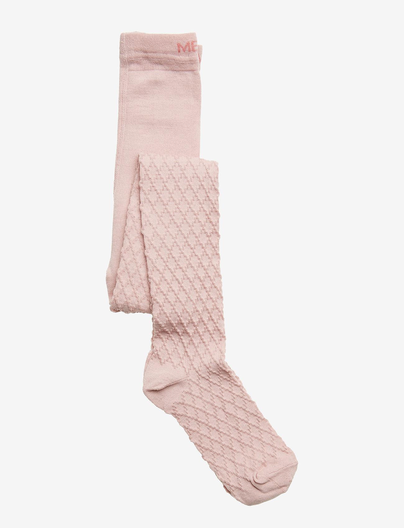 Melton - Tights - All Size - Harlequin - strømpebukser - alt rosa - 0