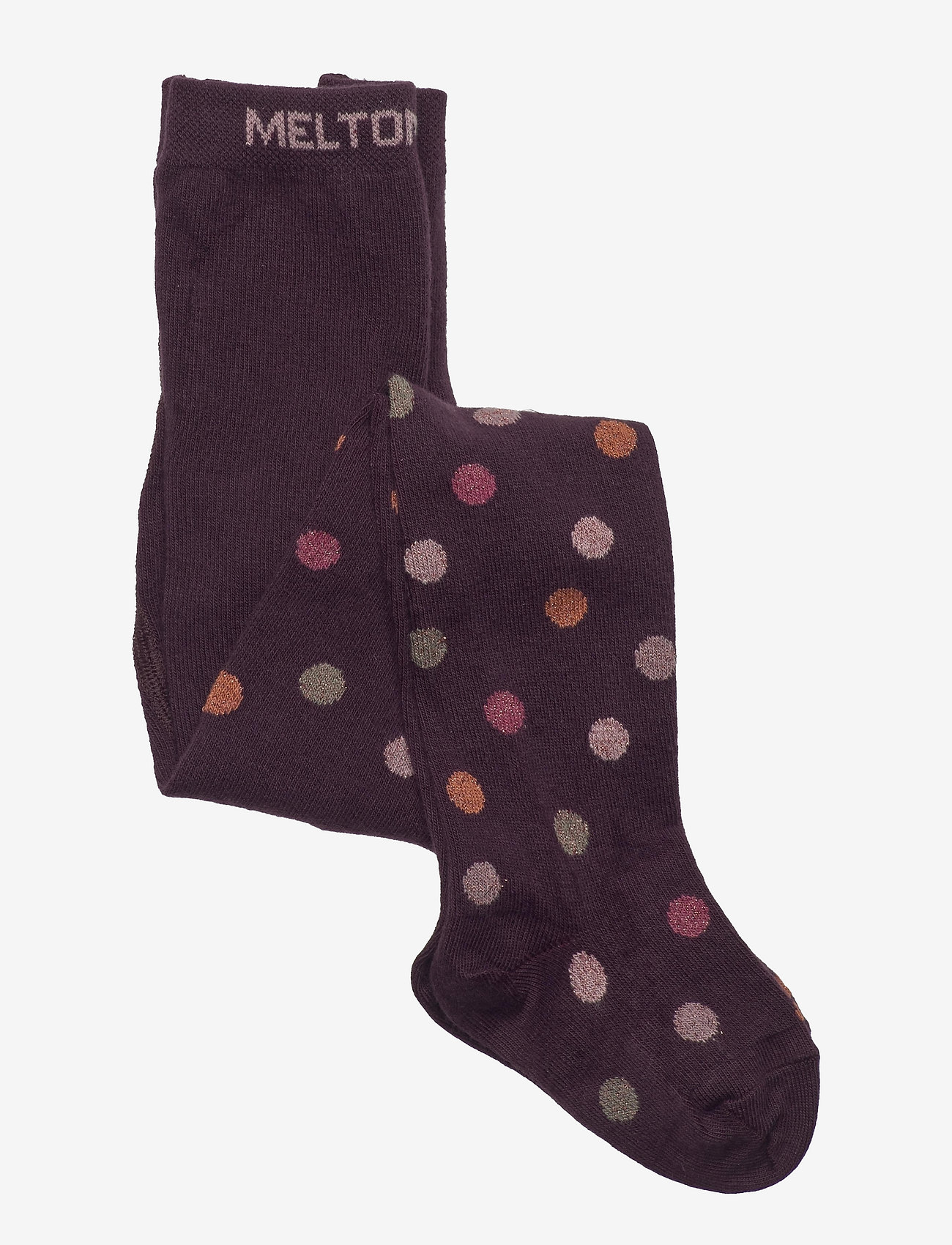 Melton - Tights - Petit Circle - rajstopy - lilac - 0