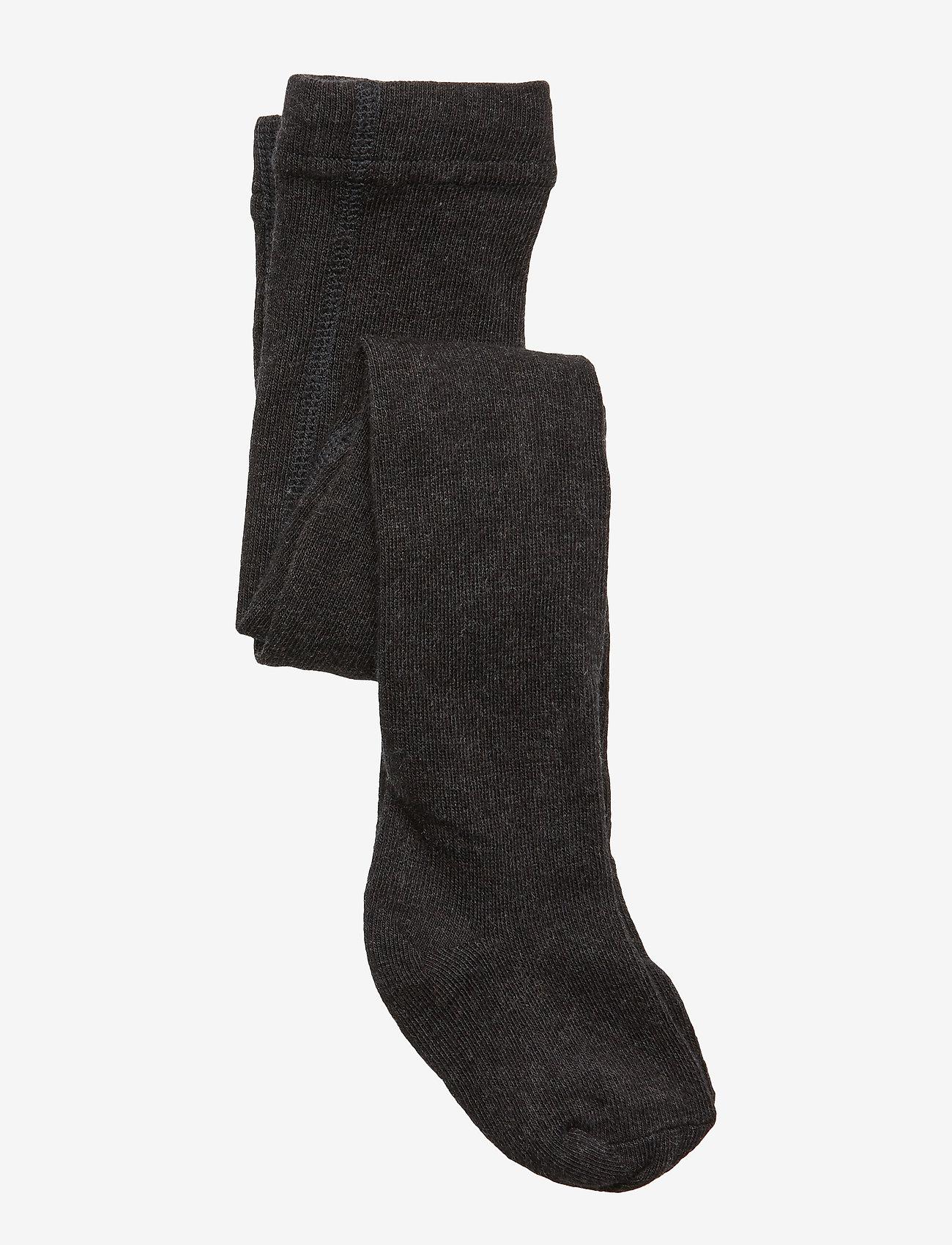 Melton - Cotton Tights - rajstopy - grey - 0
