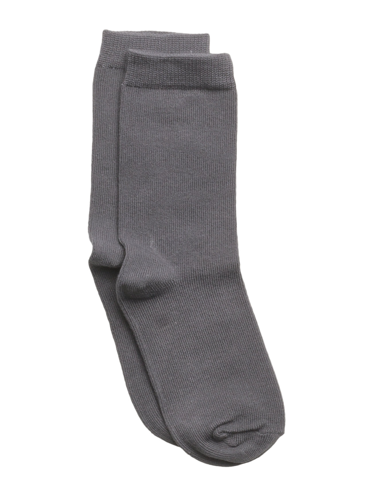 Melton Sock , plain colour - 155/GRAPHITE GREY