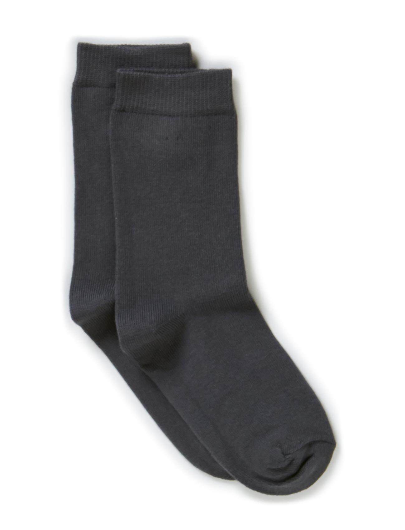 Melton Sock , plain colour