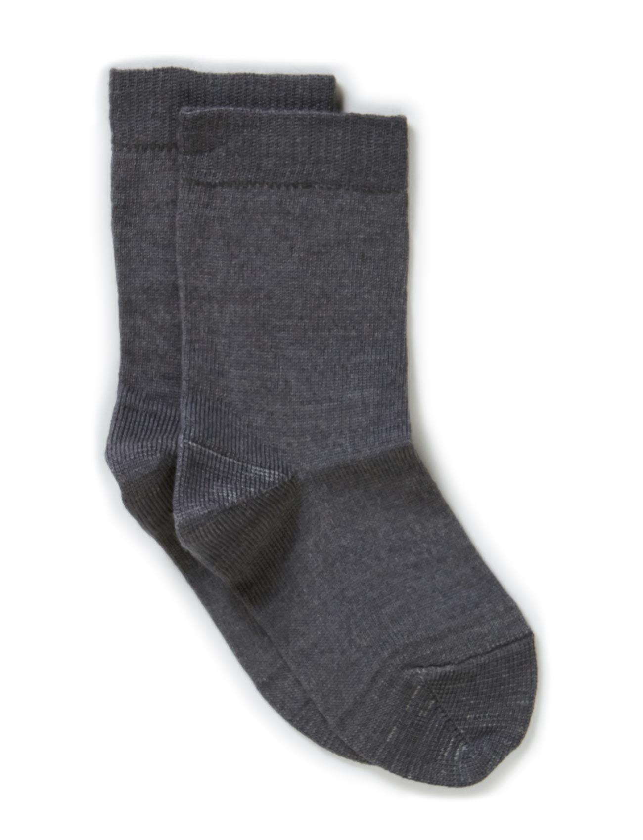 Melton Classic Superwash wool sock