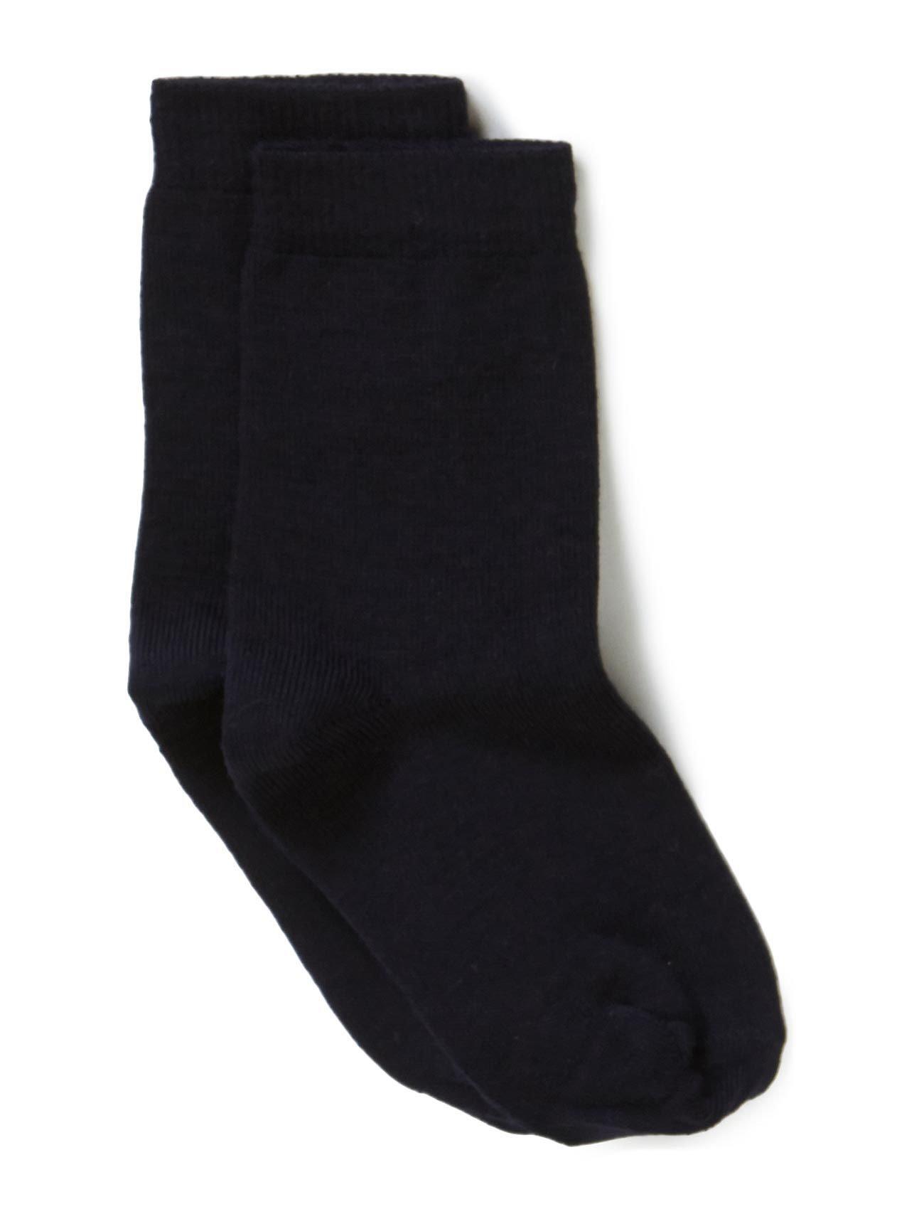 Melton Classic, Basic Wo/Co Sock - 285/Marine