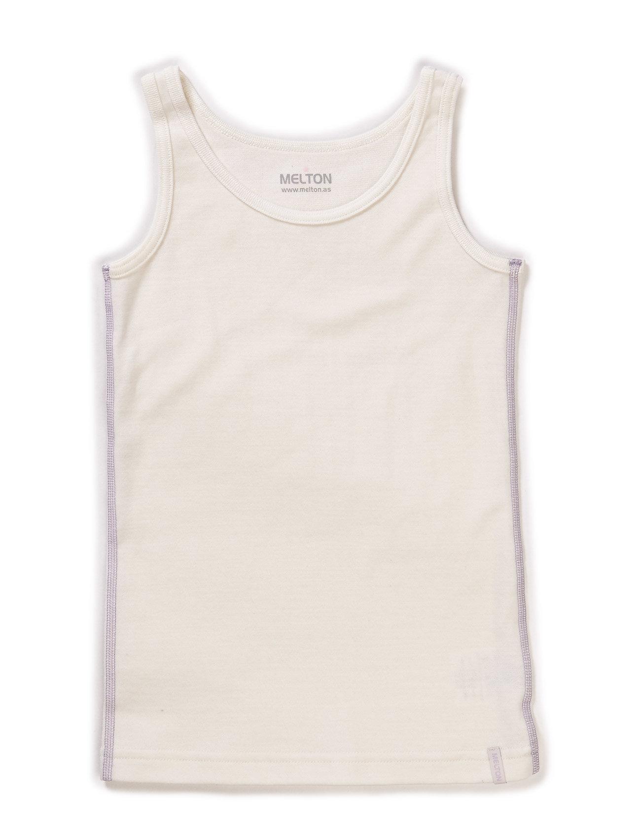 Melton Numbers 1pck - Girls Wool Top