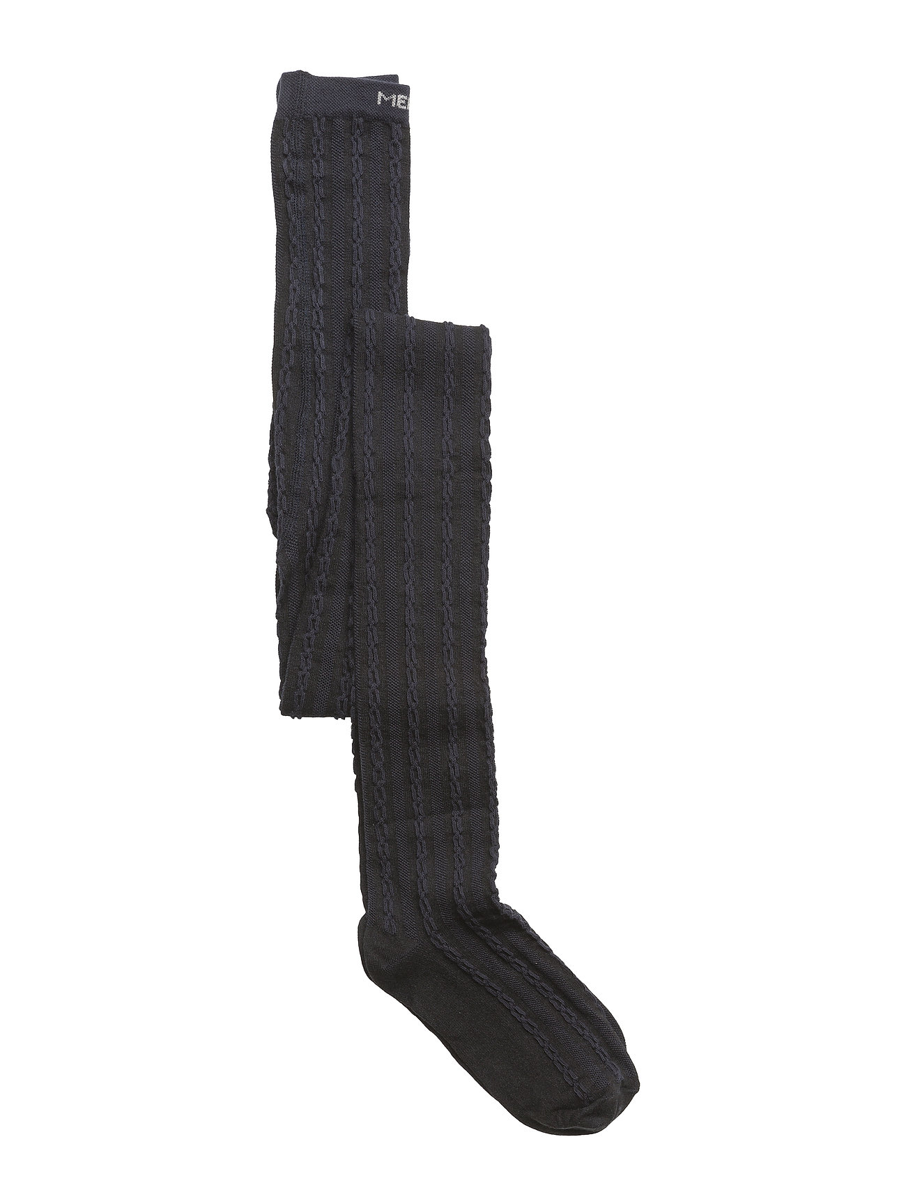 Melton Tights All Size - Cable Knit