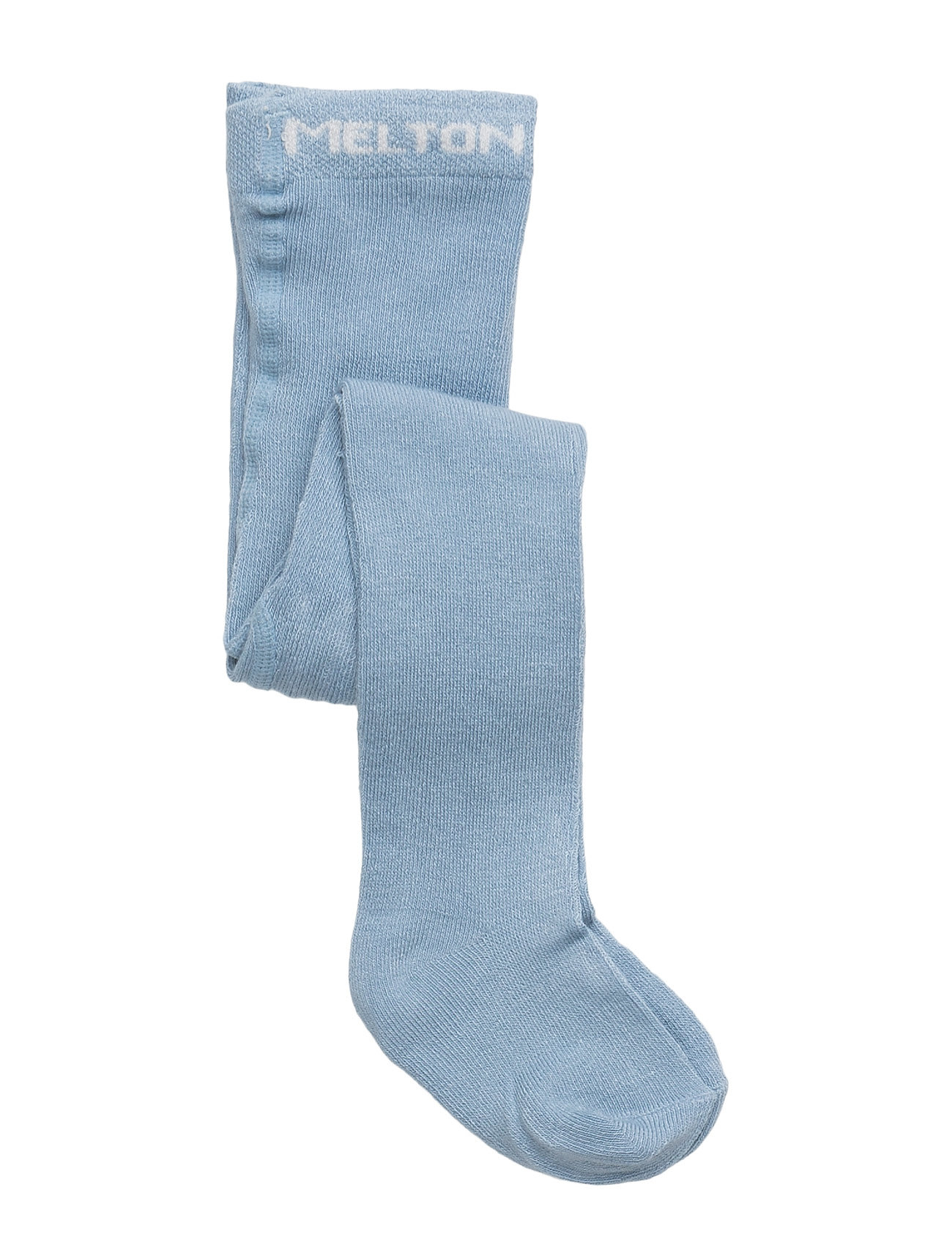 Melton Tights, Bamboo Solid Basic - 202/CLOUD BLUE