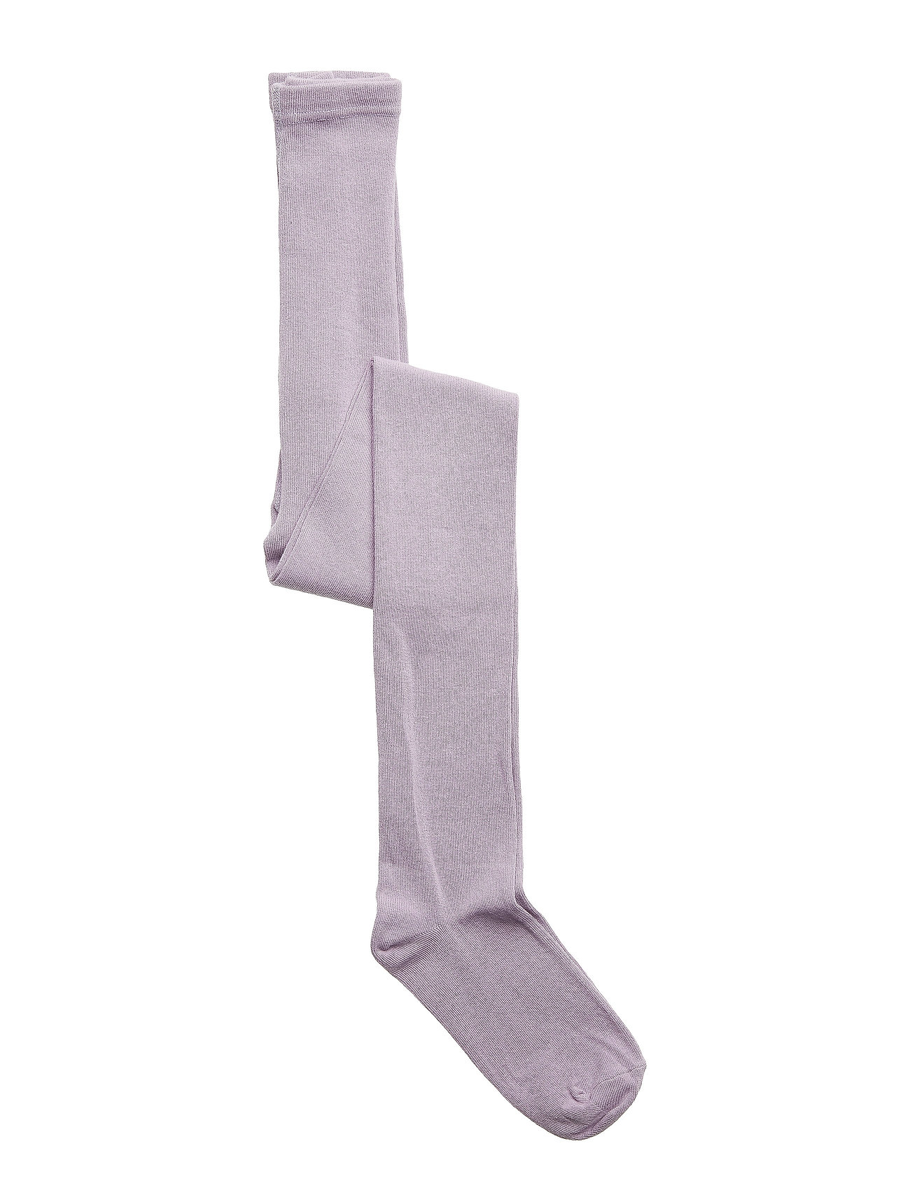 Image of Tight, Plain Colour Girls Socks & Tights Tights Lilla MELTON (3120753025)