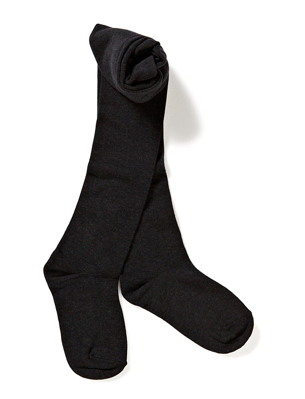 Image of Tight, Plain Colour Girls Socks & Tights Tights Grå MELTON (2411624013)