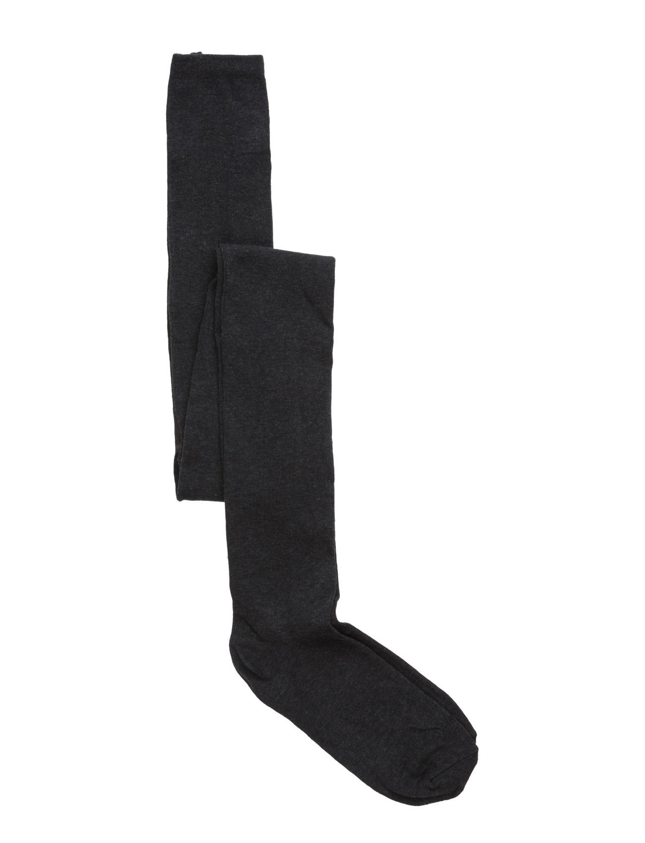 Image of Tight, Plain Colour Girls Socks & Tights Tights Grå MELTON (2421160399)