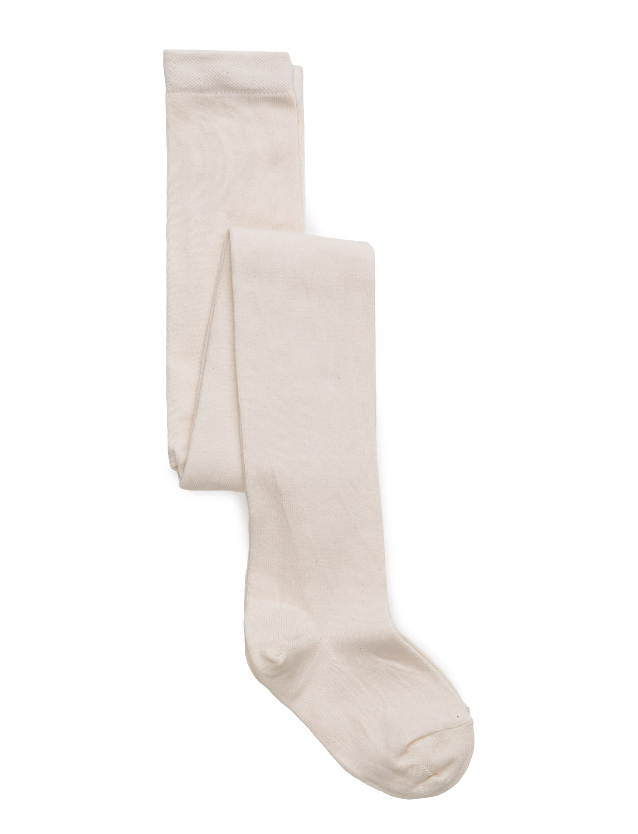 Image of Tight, Plain Colour Girls Socks & Tights Tights Creme MELTON (2382480755)