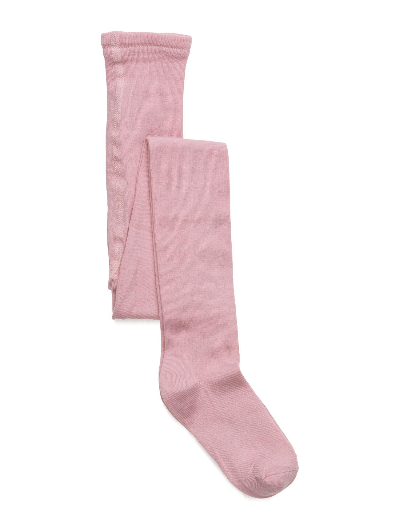 Image of Tight, Plain Colour Girls Socks & Tights Tights Lyserød MELTON (2382480805)