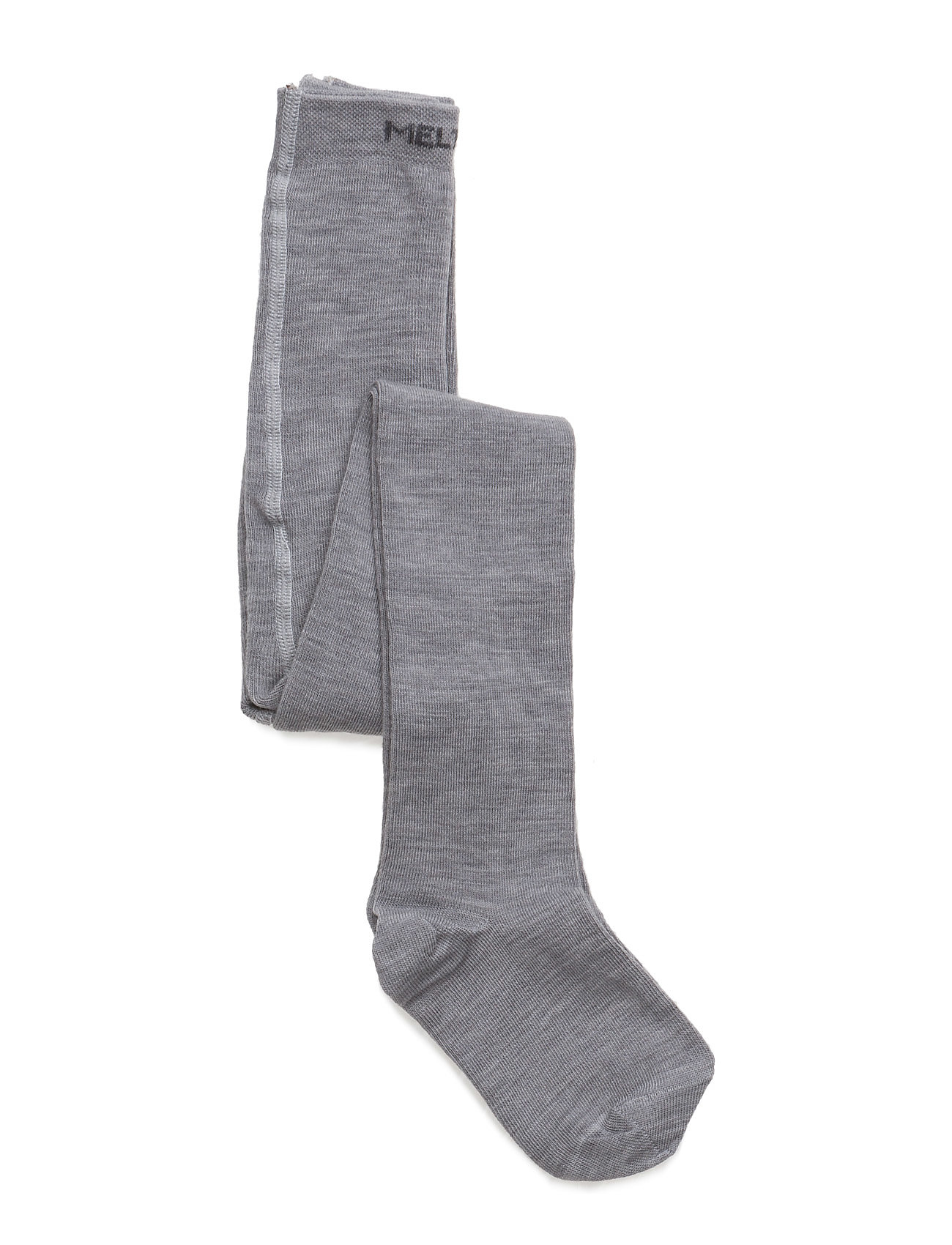 Melton Classic Basic Tights WO/CO - 135/LIGHT GREY MELANGE