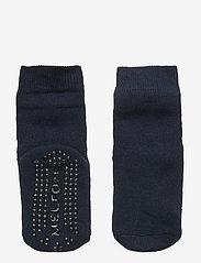 Melton - ABS Terry Sock - Let's Go - skarpetki - blue - 0