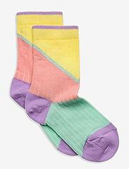 Melton - Olivia socks - skarpetki - green - 0