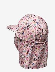 Melton - UV Swim Hat Flower - kapelusze przeciwsłoneczne - rose - 1