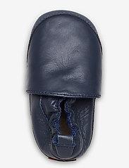 Melton - Leather shoe - Loafer - domowe - 287/bluenights - 3