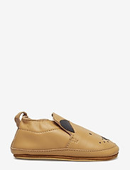 Melton - Luxury Leather Shoe - Dog - domowe - camel - 1