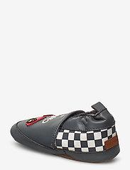 Melton - Leather Shoe - Race - tossut - dark charcoal grey - 2