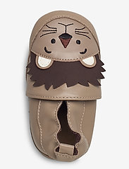 Melton - Leather Shoe - Lion - tossut - warm taupe - 3
