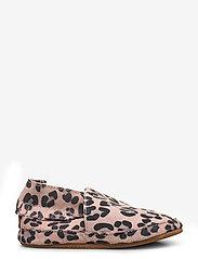 Melton - Leather Shoe - Leopard - domowe - alt rosa - 1
