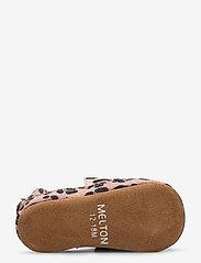 Melton - Leather Shoe - Leopard - domowe - alt rosa - 4
