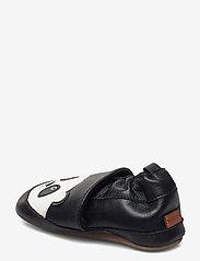 Melton - Leather Shoe - Panda - schuhe - black - 2