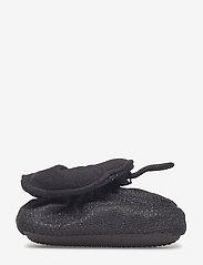 Melton - Glitter Booties - domowe - black glitter - 1