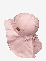 Melton - Hat w/neck & ties - Solid - kapelusz przeciwsłoneczny - alt rosa - 1