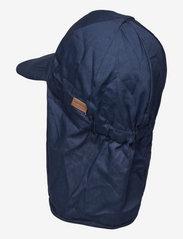 Melton - Cap w/neck - Solid colour - czapki i kapelusze - 285/marine - 1