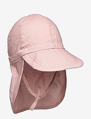 Melton - Cap w/neck - Solid colour - czapki i kapelusze - alt rosa - 0