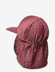 Melton - UV Swim Hat Gold - solhat - rose brown - 1