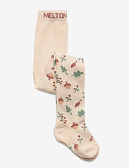 Melton - Tights - Nuts & Leaves - rajstopy - off white - 0