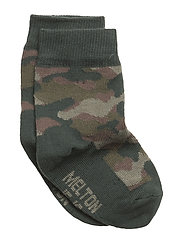 Sock All Size - Camouflage - PINE GREEN